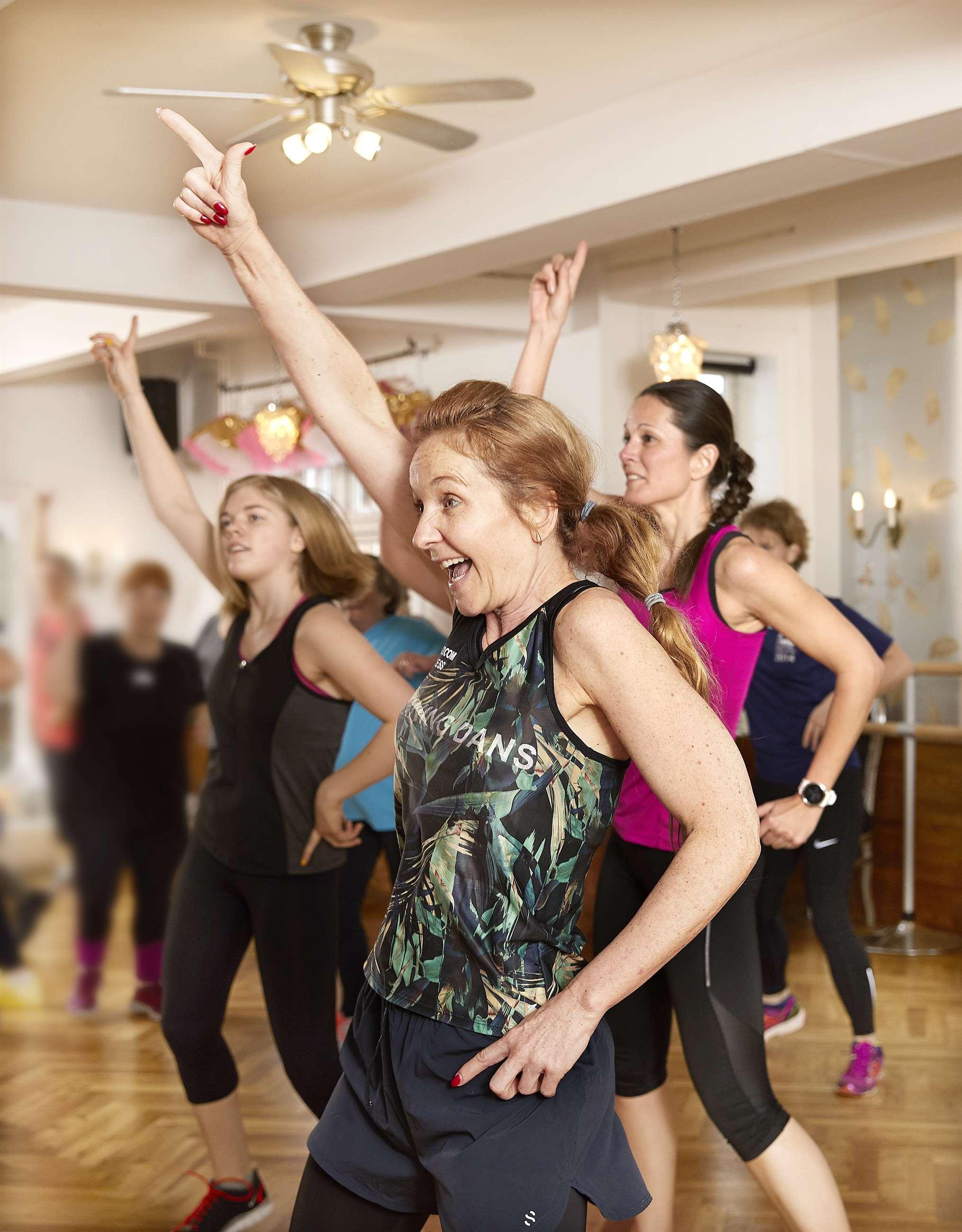 hvordan man begynder at danse over 50
